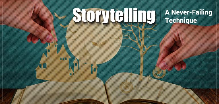 Storytelling in elearning