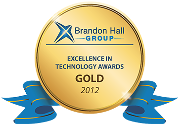 Gold Excellence Award for Technology