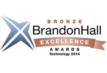 Bronze Excellence Award for Best Advancement in LMS Technology