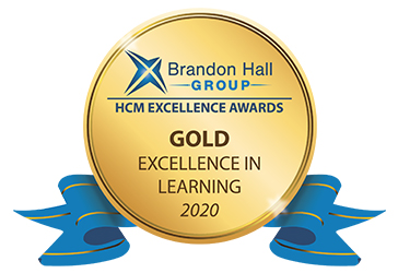 12 Gold, 4 Silver and 9 Bronze for Brandon Hall Group Excellence Awards 2020