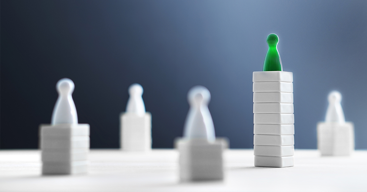 Strategic planning and a clear focus on outcome